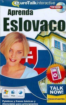 APRENDA ESLOVACO CD-ROM (PRINCIPIANTES)