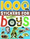 1000 STICKERS STICKERS FOR BOYS