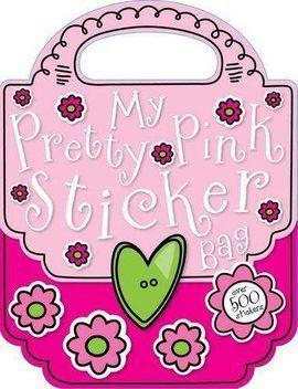 MY PRETTY PINK STICKER BAG