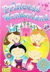 PRINCESS WONDERLAND ACTIVITY BOOK