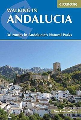 WALKING IN ANDALUCIA 2016