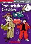 TIMESAVER PRONUNCIATION ACTIVITIES + CD