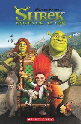 SHEREK FOREVER AFTER