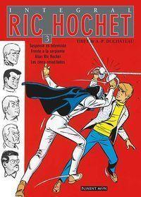 RIC HOCHET INTEGRAL 3