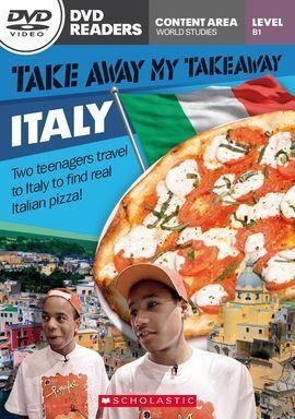 TAKE AWAY MY TAKEAWAY: ITALY (DR3)