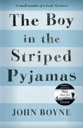 BOY IN THE STRIPED PYJAMAS THE