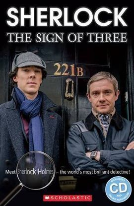 SHERLOCK: THE SIGN OF THREE (SR2)