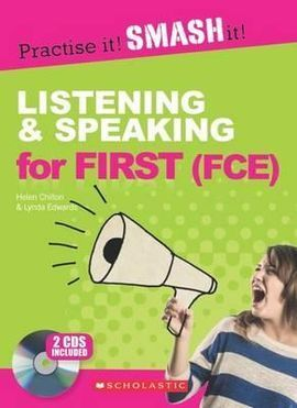 LISTENING AND SPEAKING FOR FIRST (FCE) WITH KEY