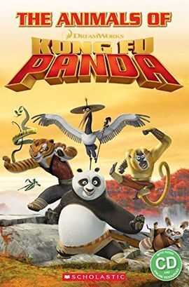 THE ANIMALS OF KUNG FU PANDA (PRS)