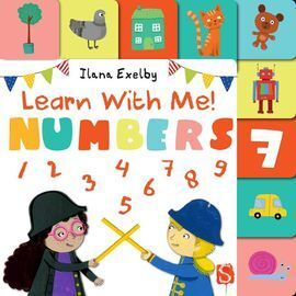 LEARN WITH ME! NUMBERS