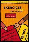 EXERCICES D'ORAL EN CONTEXTE INT ALUM