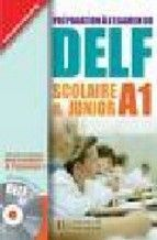 DELF A1 ALUM+CD JUNIOR