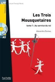 LES TROIS MOUSQUETAIRES+CD