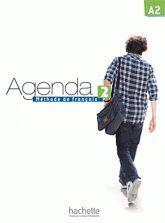 AGENDA 2 - MÉTHODE DE FRANÇAIS A2 AVEC 1 CD AUDIO