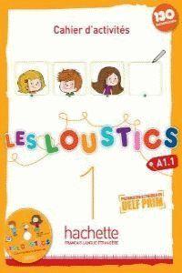 LES LOUSTICS A1.1 EJERCICIOS+CD