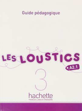 LES LOUSTICS A2.1 PROFESOR