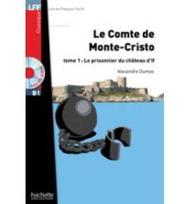 COMTE MONTE CRISTO 1+CD AUDIO MP3 LFFB1