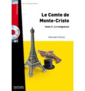 COMTE MONTE CRISTO 2+CD AUDIO MP3 LFFB1