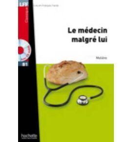 MEDECIN MALGRE LUI+CD AUDIO MP3 LFFB1
