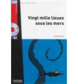 VINGT MIL LIEUES SOUS MERS+CD AUDIO MP3