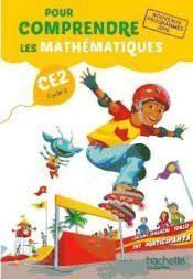 POUR COMPRENDRE LES MATHEMATIQUES CE 2 - MANUAL DE L''ELEVE