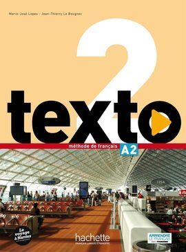 TEXTO 2 ALUMNO + DVD