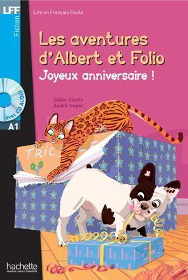 JOYEUX ANNIVERSAIRE + CD AUDIO MP3
