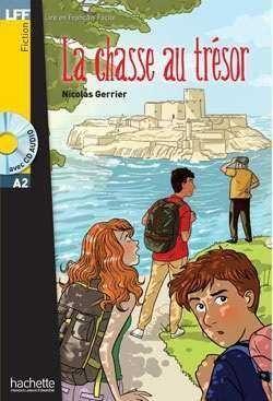 LA CHASSE AU TRESOR + CD AUDIO MP3
