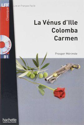 VENUS D ILLE COLOMBA CARMEN