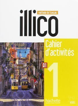 ILLICO 1 EJERCICIOS+CD AUDIO