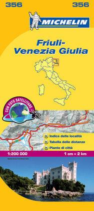 MAPA LOCAL FRIULI-VENEZIA GIULIA