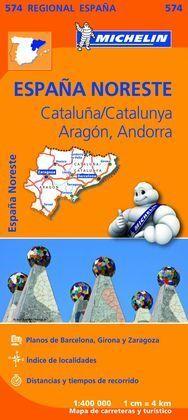 CATALUÑA/CATALUNYA ARAGON ANDORRA