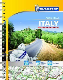 ITALIA ATLAS CARRETERAS A4 4468