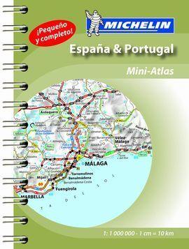 MINI ATLAS ESPAÑA & PORTUGAL