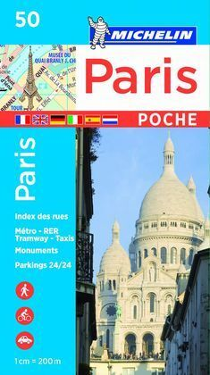 PLANO PLEG. FR. PARIS PLAN POCHE 2017