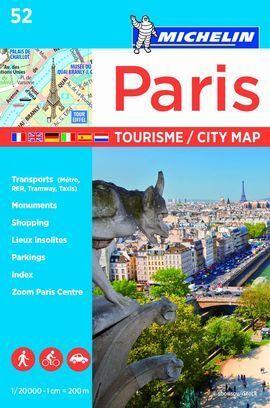PLANO PLEG. FR. PARIS TOURISME 2017