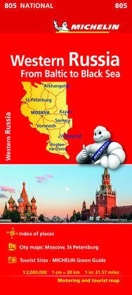 MAPA NATIONAL RUSIA 2018