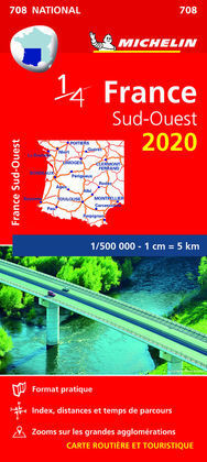 M. NATIONAL FRANCIA SUD-OUEST 2020