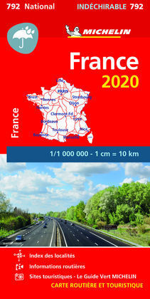 M. NATIONAL FRANCIA ALTA RESIST 2020