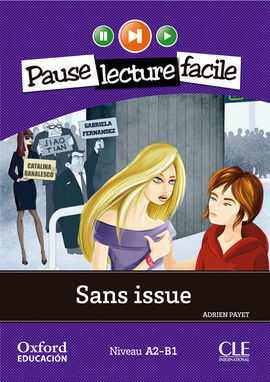 SANS ISSUE. LECTURE + CD-AUDIO