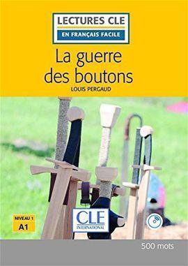 LA GUERRE DES BOUTONS - LIVRE + CD - 2ª EDITION
