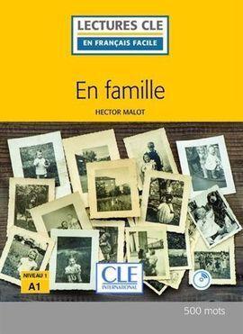 EN FAMILE - LIVRE+CD - 2º EDITION