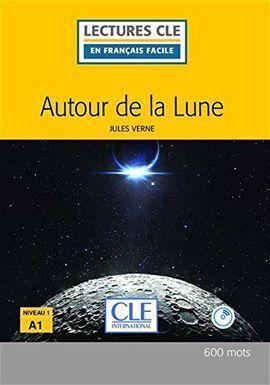 AUTOUR DE LA LUNE - LIVRE + CD