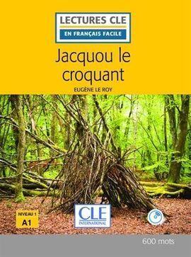 JACQUOU CROQUANT - LIVRE+CD - 2º EDITION