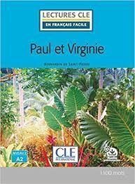 PAUL ET VIRGINIE - NIVEAU 2;A2 - LIVRE