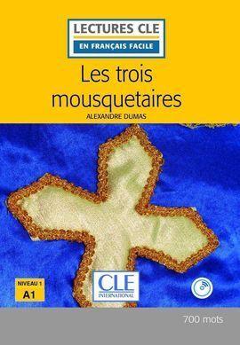 LES TROIS MOUSQUETAIRES LIVRE + CD 2º EDITIÓN