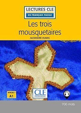 LES TROIS MOUSQUETAIRES - LIVRE - 2º EDITION