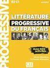 LITTÉRATURE PROGRESSIVE DU FRANÇAIS-LIVRE + CD - NIVEAU AVANCÉ - NOUVELLE COUVE