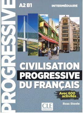 CIVILITATION PROGRESSIVE DU FRANÇAIS. INTERMÉDIAIRE.