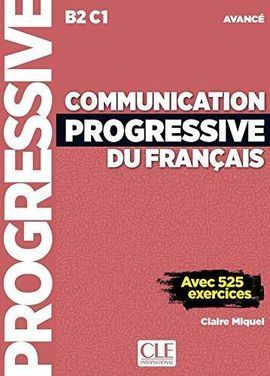 COMMUNICATION AVANCE 3ED + CD